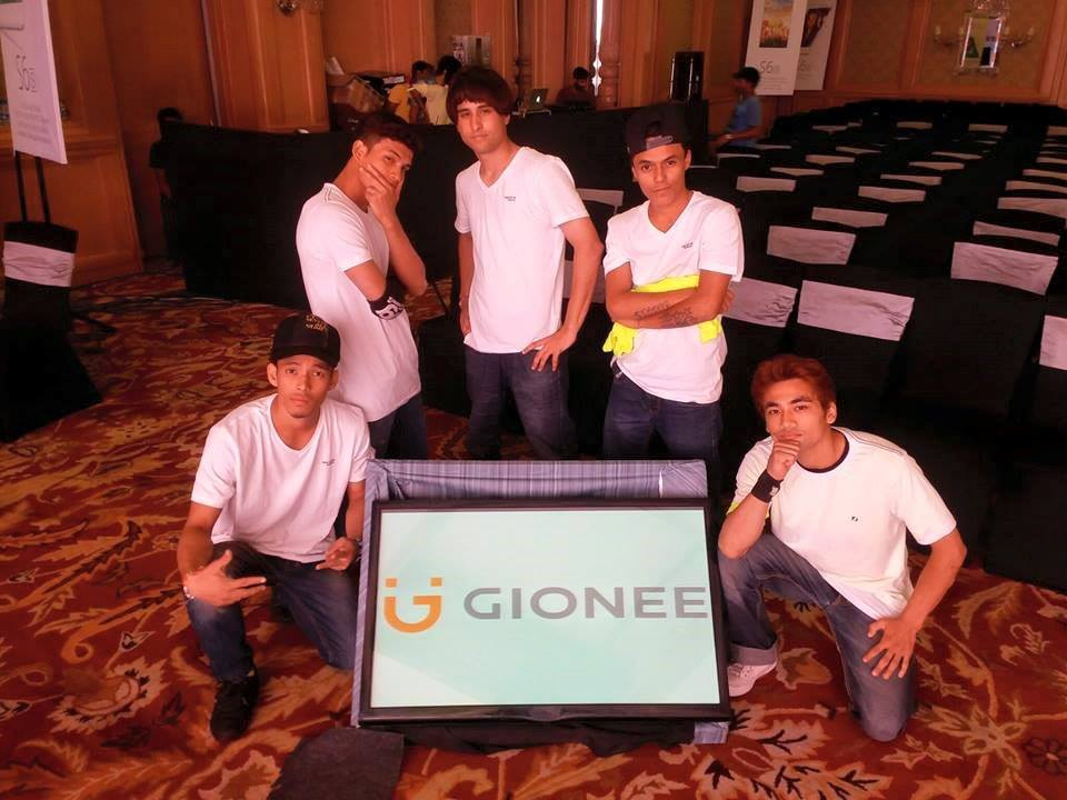 Dance Mafia Crew performance Event – Gionee