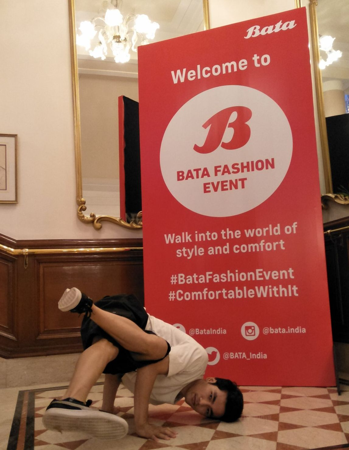 Dance Mafia Performance In Bata Event
